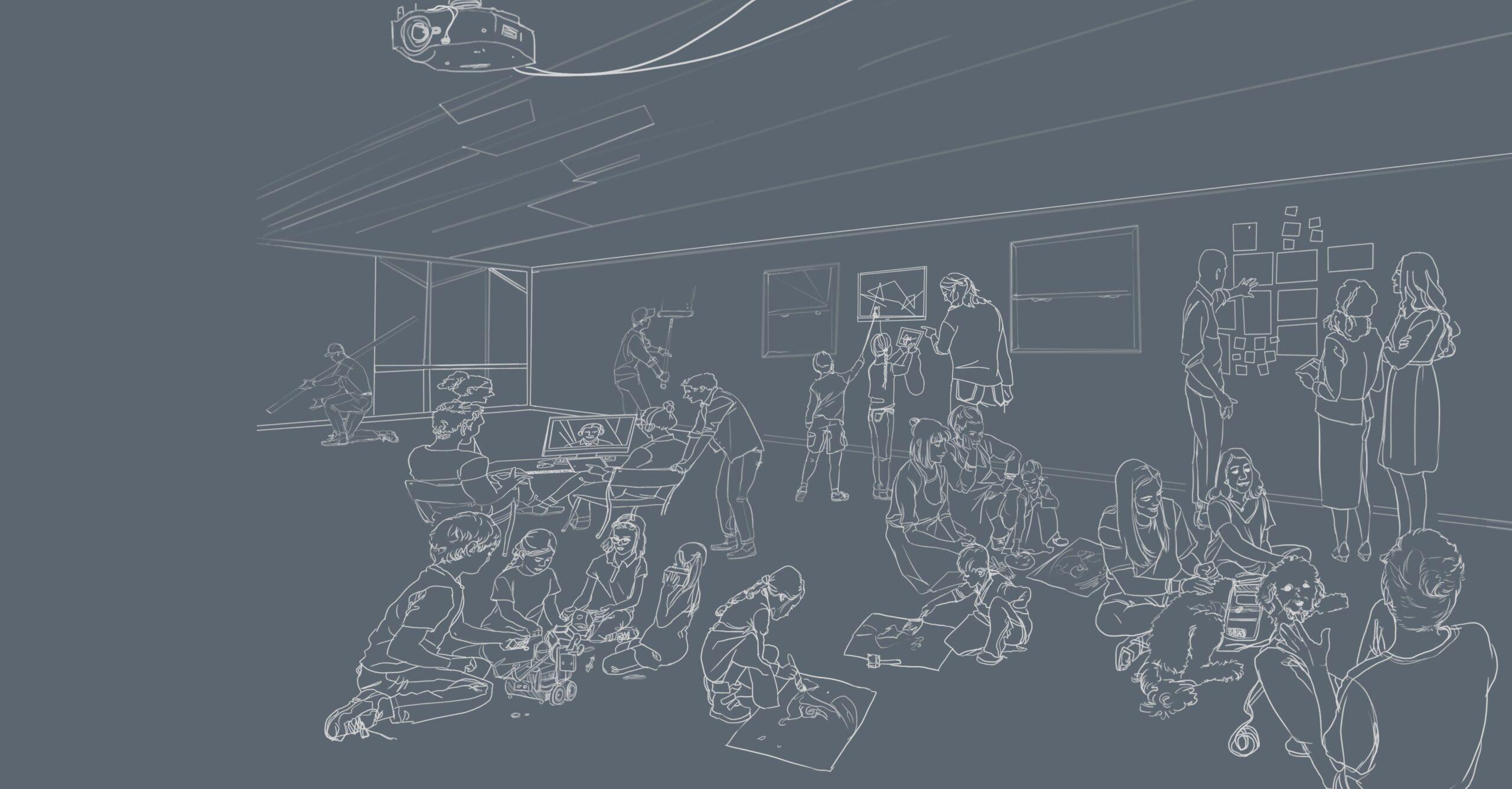 Grey Sketches