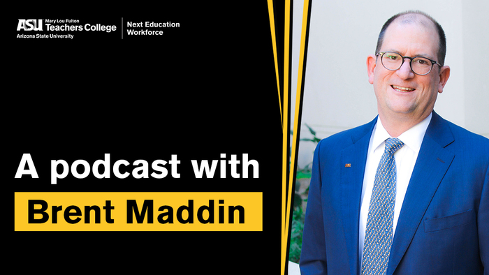 Brent Maddin: What is the Next Education Workforce?