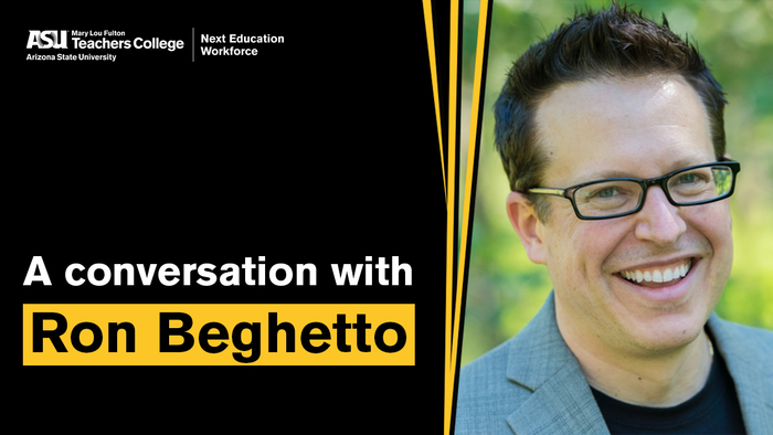 Conversation with Ron Beghetto